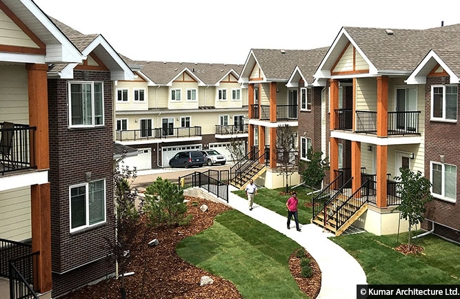 Noble Greens Townhomes