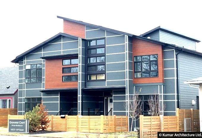commercial architect vancouver